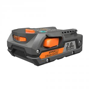 RIDGID 18 Volt Hyper Lithium-Ion 2.0 Ah Compact Battery Pack