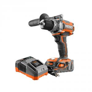 """RIDGID 18 Volt Lithium-Ion Brushless Motor Compact <em class=""""search-results-highlight"""">Drill</em>/<em class=""""search-results-highlight"""">Driver</em>"""