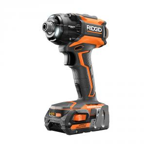 RIDGID 18 Volt Lithium-Ion Brushless Motor STEALTH FORCE 3-Speed Driver Kit