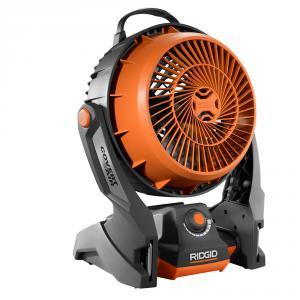 RIDGID Gen5X 18 Volt Hybrid Fan