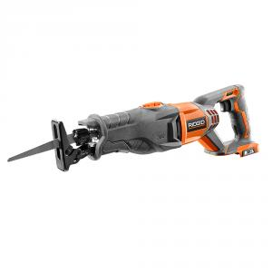 RIDGID X4 18 Volt Orbital Reciprocating Saw