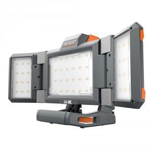 RIDGID Gen5X Hybrid Folding Panel Light