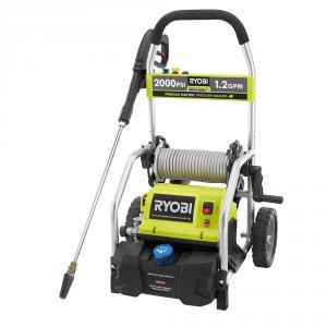 RYOBI 2000 PSI 1.2 GPM Electric Pressure Washer