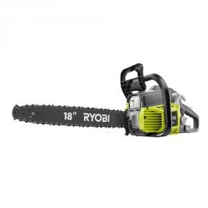 RYOBI 38cc 18 In. 2-Cycle Gas Chainsaw