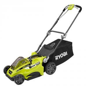 RYOBI 40 Volt Lithium-Ion 16 in. Cordless Lawn Mower Kit