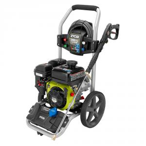 RYOBI 3100 PSI 2.5-GPM 212cc Gas Pressure Washer with Idle Down