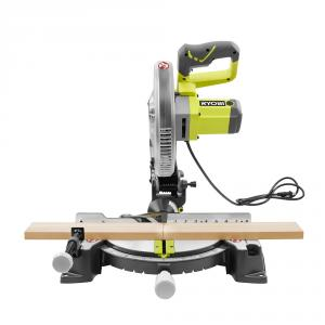 RYOBI 10 In. Compound Miter Saw with LED Cutline Indicator