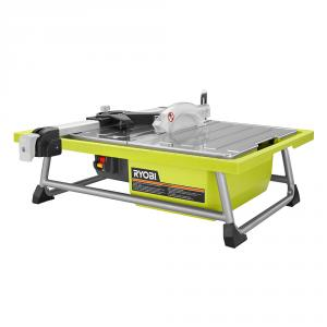 RYOBI 4.8 Amp 7 In. Tabletop Tile Saw